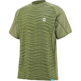 NRS H2Core Silkweight Short-Sleeve Shirt Men olive